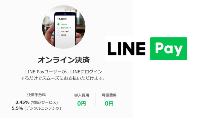 LINE Pay決済用PHP