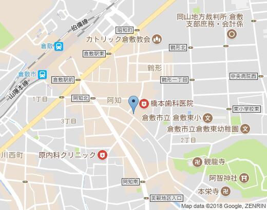 婦人服トレジュ(tres je) 地図