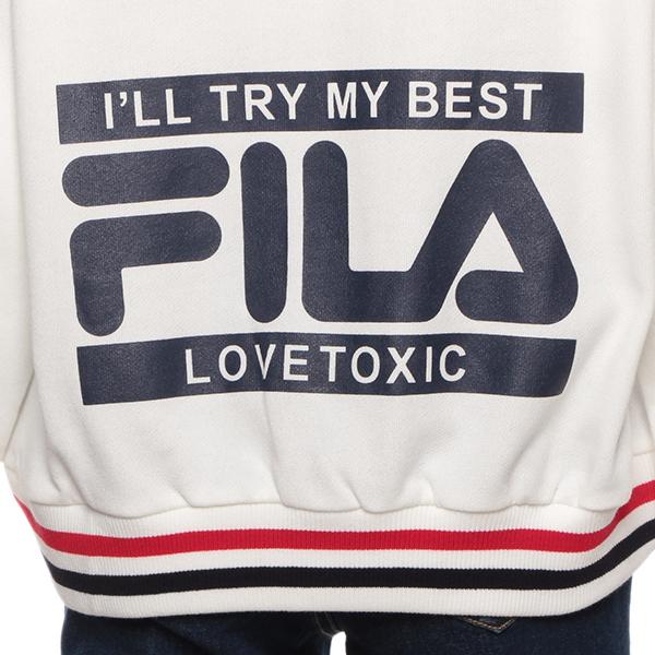 Lovetoxic × FILA