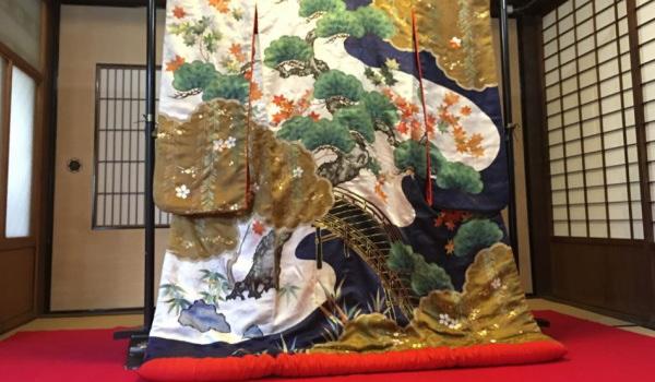 10月19日、20日は毎年恒例の倉敷屏風祭が開催!