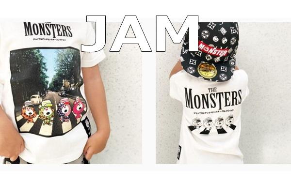 JAM(ジャム)が復活!まずはTシャツが入荷してきました♪