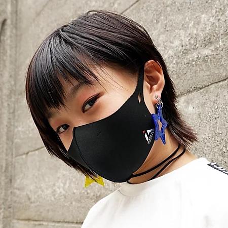 洗えるエイジアンズ(ASIANZ HEAD2)のマスク