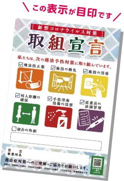 「倉敷市 取組宣言シート」の発行目的